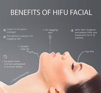 The  HIFU Facial and Neck Lift   Photo